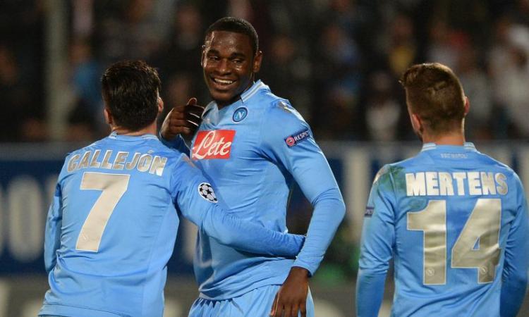Napoli: in due per un attaccante