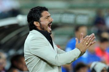 Gattuso allenatore Palermo