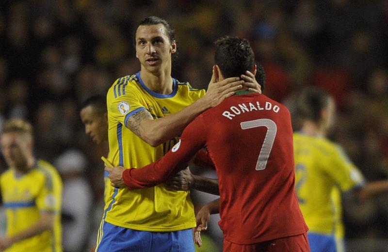 Ibra come Ronaldo: troppa assurda reverenza!