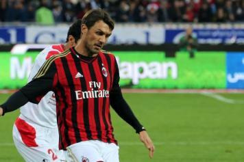 Maldini Milan Glorie