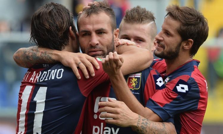 Genoa: Portanova non si allena più al 'Signorini'