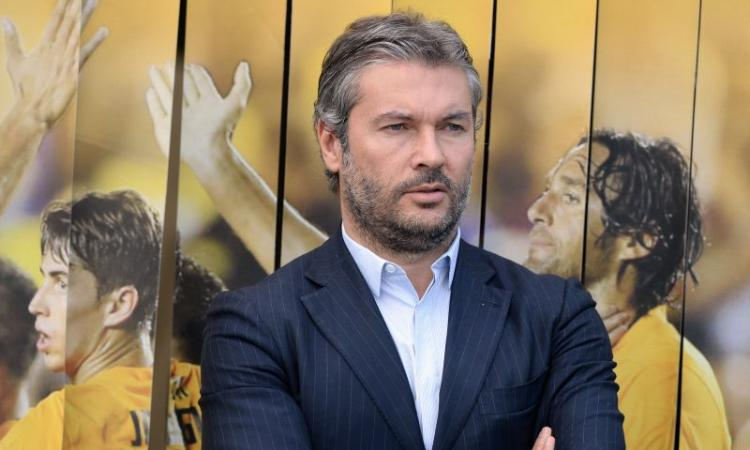 Padova, un ex Milan per l'attacco