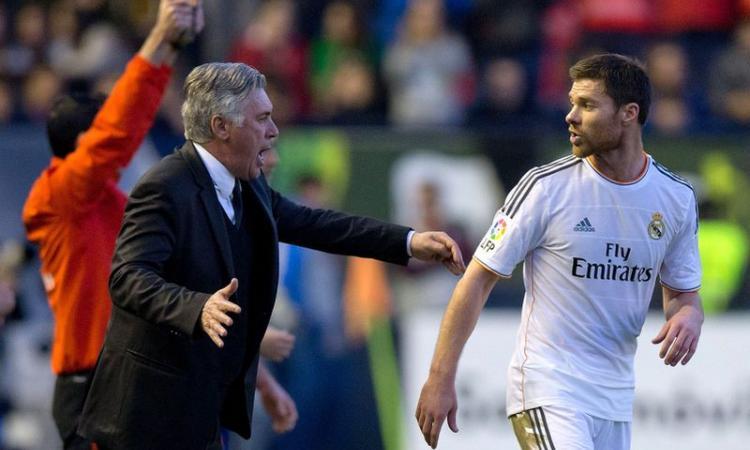 L'agente di Xabi Alonso a CM: 'Non c'è nulla con il Napoli, resta al Real Madrid'