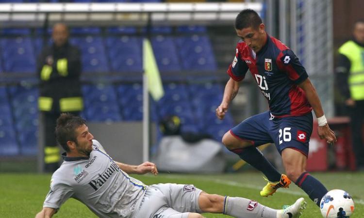 Genoa, Centurion può già tornare a casa