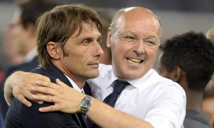 Intermania: Conte con Marotta, cosa cambia rispetto a quella Juve campione