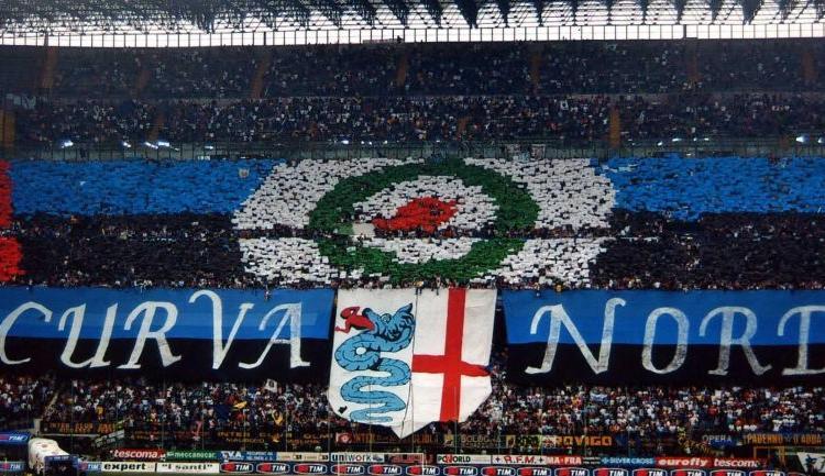 Inter: multa di 19mila euro dal giudice sportivo. Cori contro Napoli dopo il minuto di silenzio per Astori