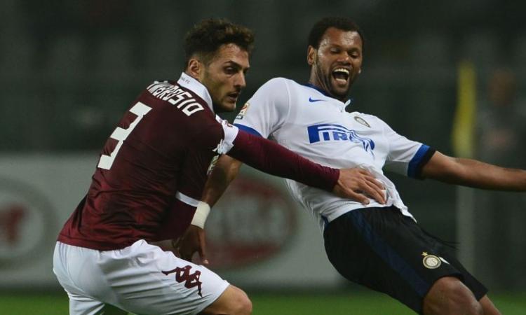 Inter-Torino: Benassi dice sì, è fatta per D'Ambrosio