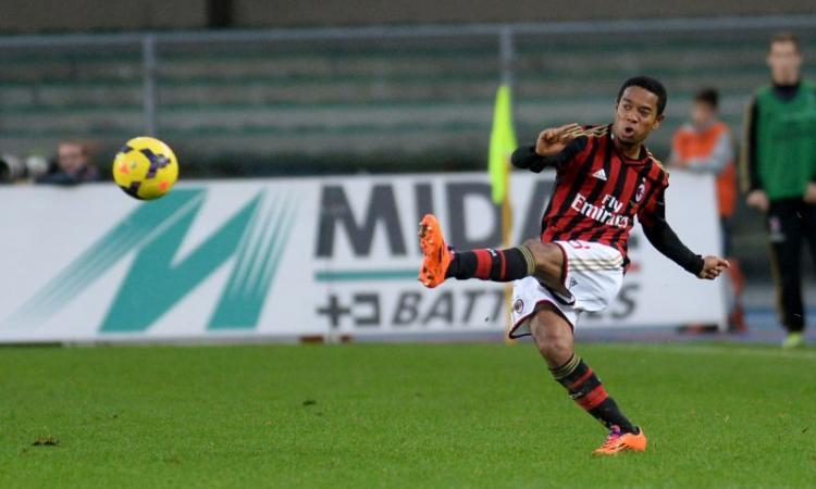 Il Milan fa gli auguri ad Emanuelson e lo congeda