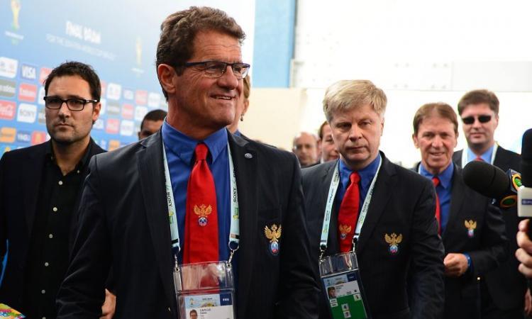 Brasile 2014, Kozlov: 'Capello maestro della Russia' VIDEO