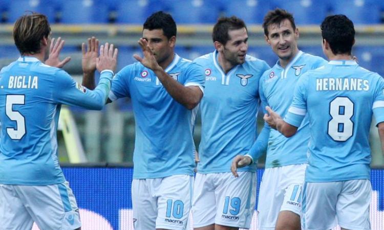 Lazio: nuovi sponsor e accordi in vista