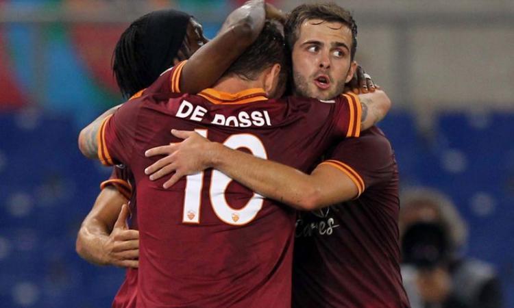 Pjanic: 'Roma? Ho firmato per quattro stagioni!'