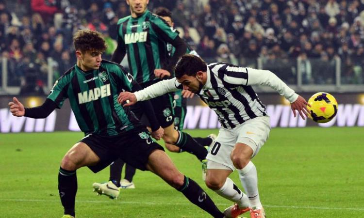 Juve: i gol più belli contro il Sassuolo VIDEO