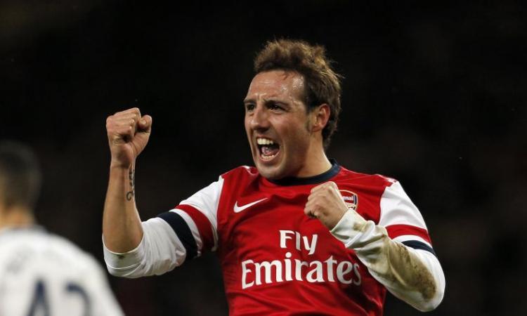 Arsenal: Cazorla vuole tornare in Spagna