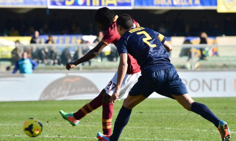 Roma-Verona: possibile scambio tra brasiliani