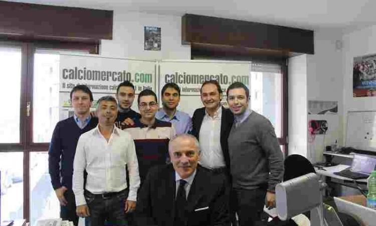 Jacobelli: calciomercato.com, la mia missione è compiuta