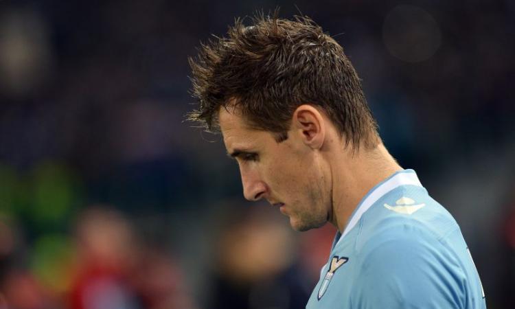 Klose: 'Mi piacerebbe allenare la Lazio, Pioli al Milan...'