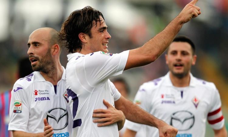 Il tifoso Carlo Conti su Fiorentina-Napoli: 'Matri farà due gol'