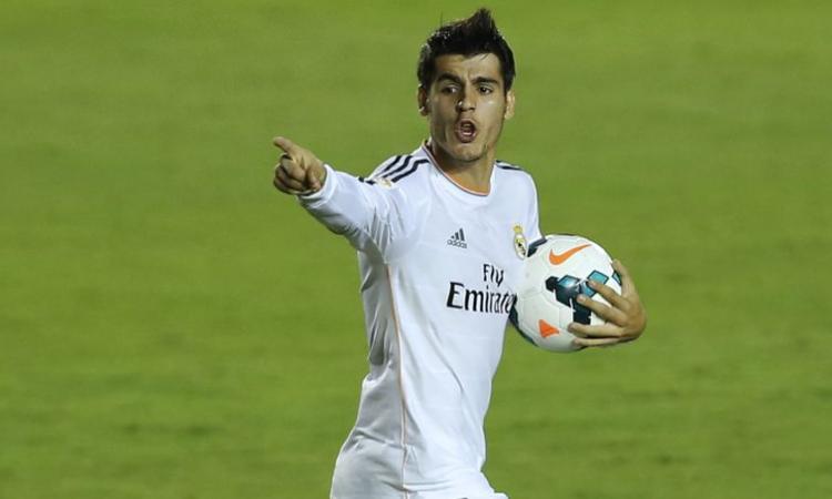 Juve, non cedere alla 'clausola Morata'
