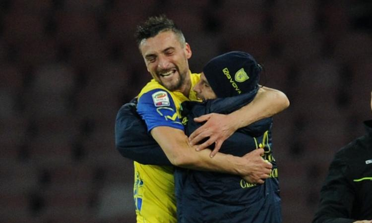Chievo-Frosinone 5-1: GOL E HIGHLIGHTS