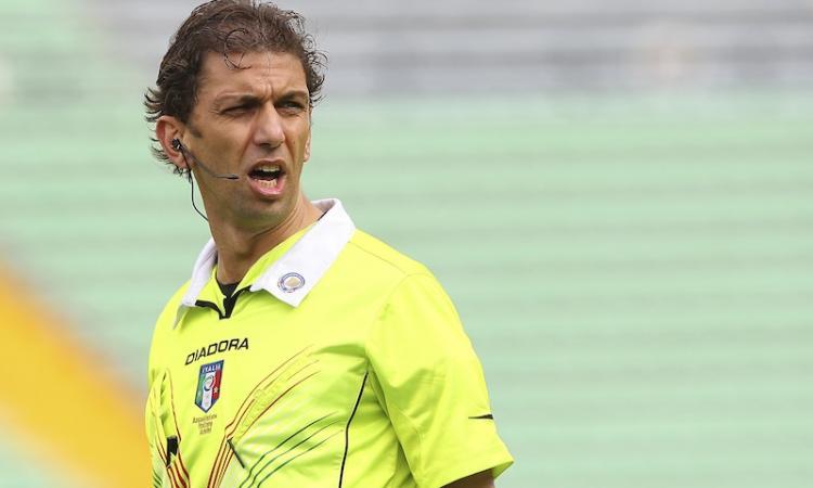 Fiorentina-Juventus: arbitra Tagliavento