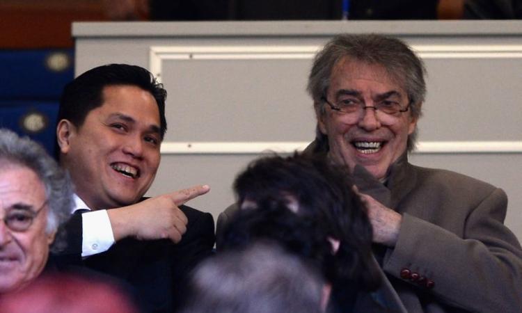 Moratti: 'Mancini resta. Tornare presidente? Non ci penso, ma cerchiamo investitori'