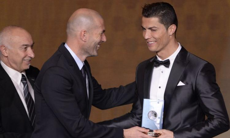 Real Madrid, Zidane: 'Il rinnovo di Ronaldo? Andrà come sempre' VIDEO