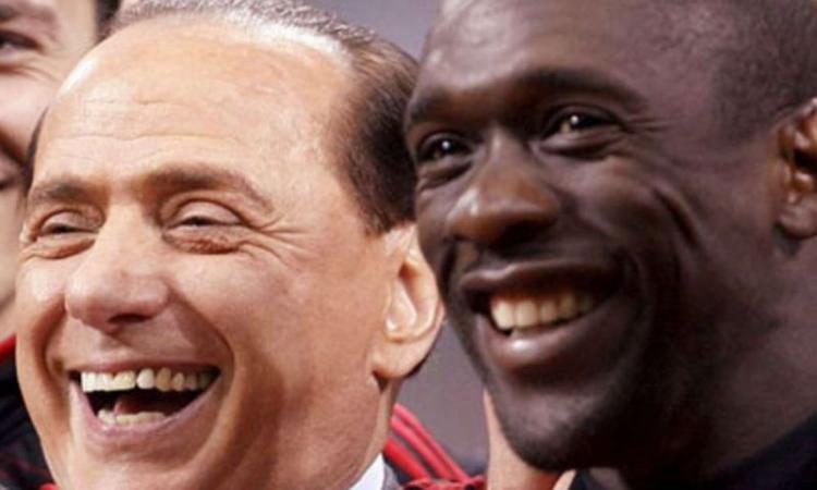 Milan, Berlusconi: 'Sintonia totale con Seedorf'