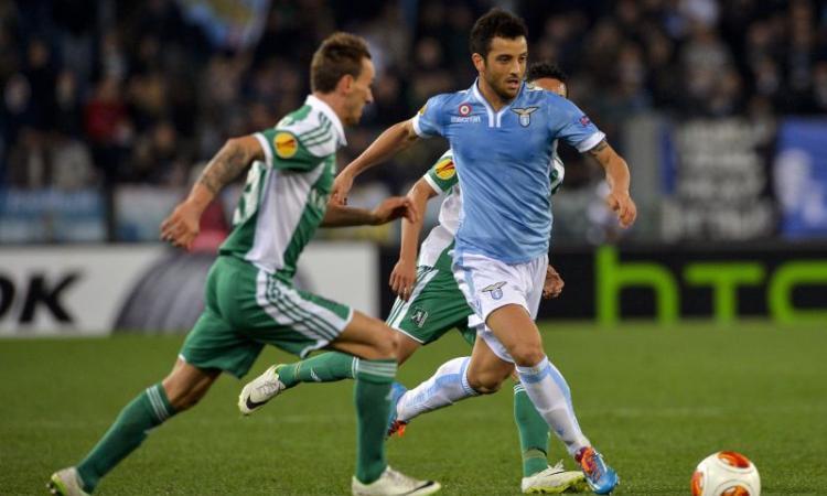 Lazio: tra squadre italiane su Felipe Anderson