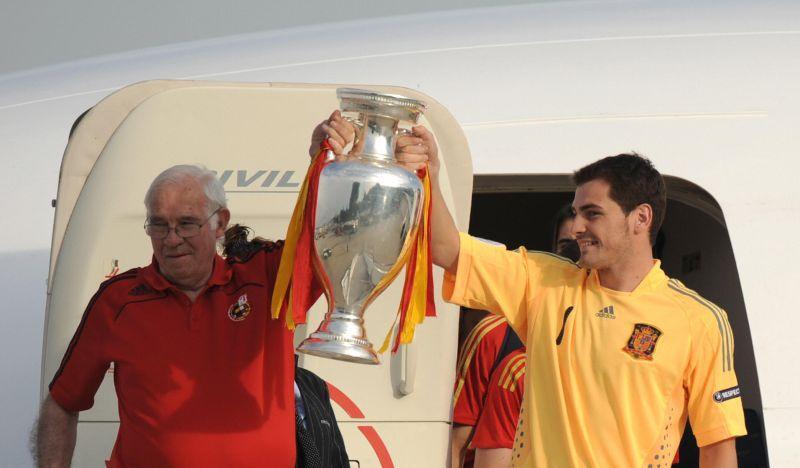 Europei di calcio story: il primo trionfo spagnolo