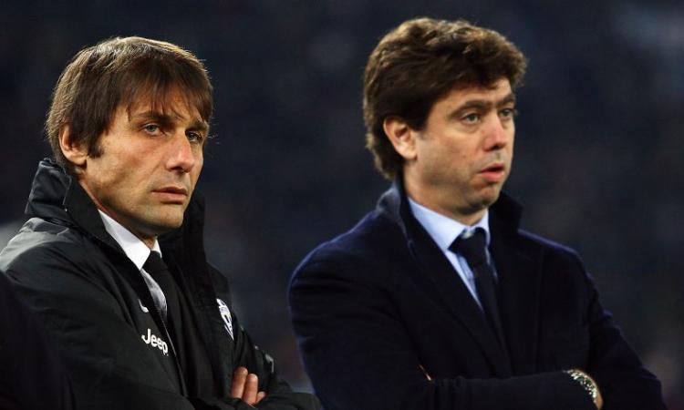 Agnelli, che stoccata a Conte: 'È un po' permaloso'