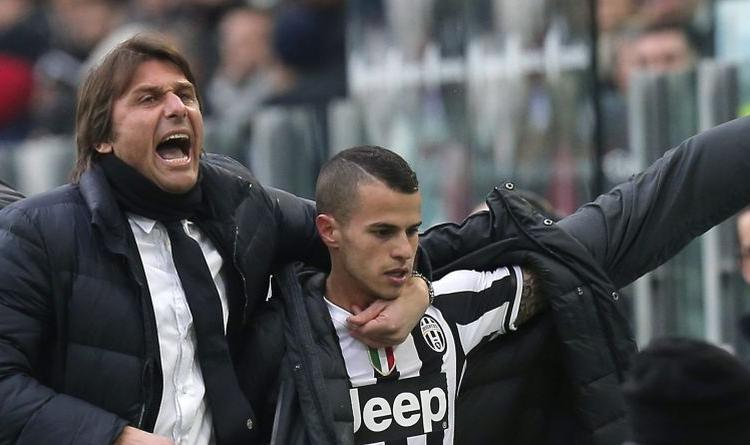 Ex Juve, Giovinco: 'Se Conte chiama io sono pronto'