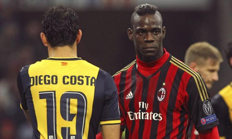 Milan, l'esito degli esami di Balotelli e De Sciglio: niente Samp, a rischio la Juve