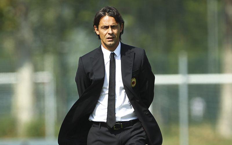 Filippo Inzaghi sulla panchina del Milan, scelta giusta o sbagliata?