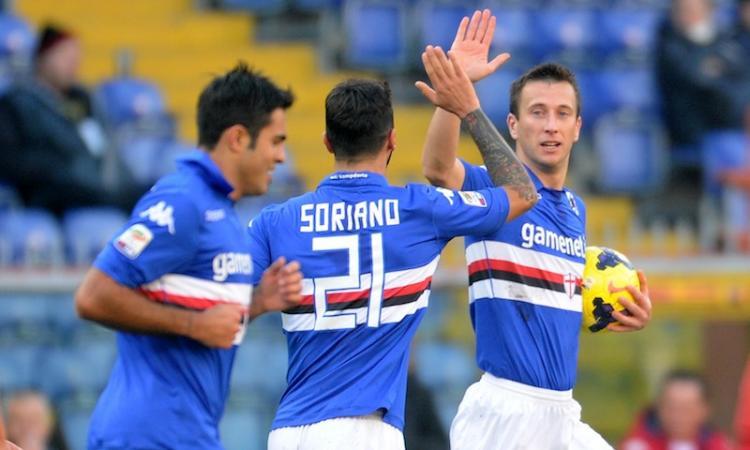 Sampdoria: mezza difesa sul mercato