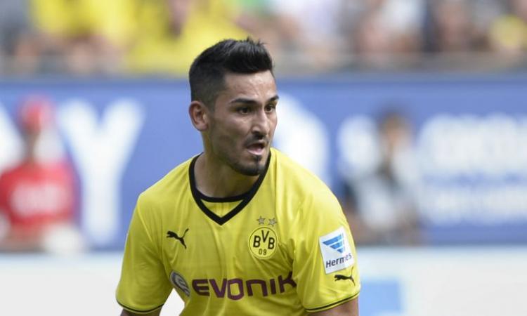 Borussia Dortmund, Gundogan: 'Barcellona? Mi adatterei...'