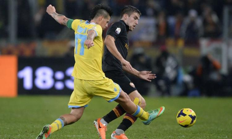 Napoli, in Europa League subito emergenza diffidati