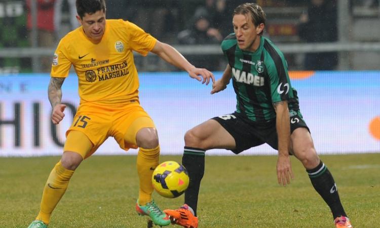 Hellas Verona Vs Sassuolo / Soccer: Serie A; US Sassuolo ...
