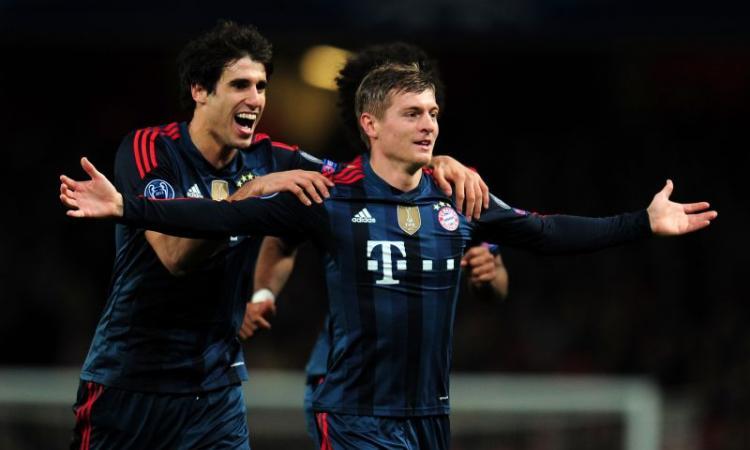 Bayern Monaco, Kroos ha scelto il suo futuro