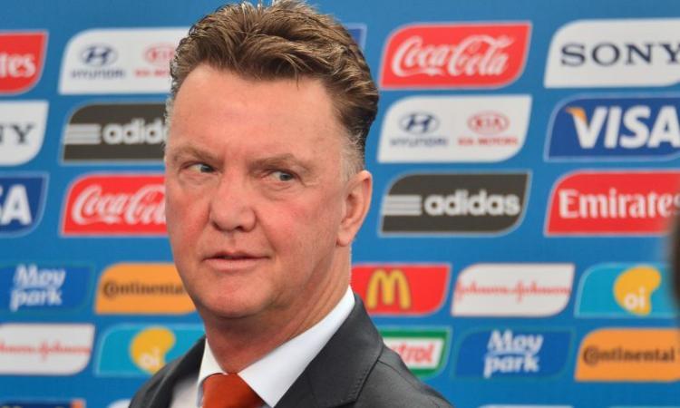 Van Gaal chiama allo United due nazionali oranje