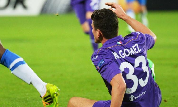 Fiorentina: lo staff medico fa il punto su tutti gli infortunati