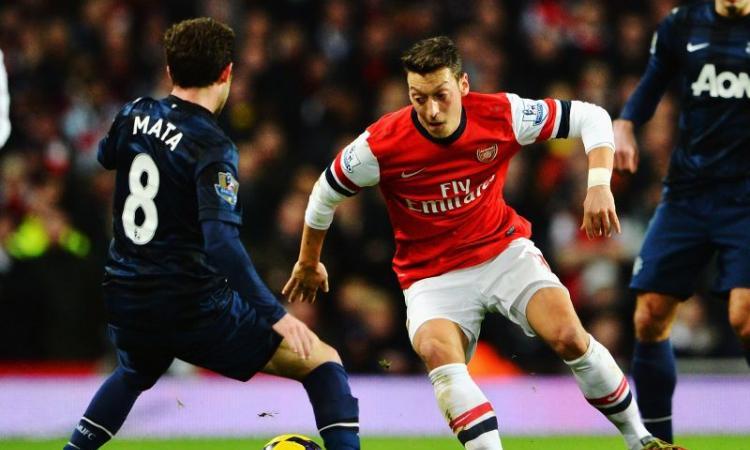 Arsenal: c'è un'altra pretendente per Ozil