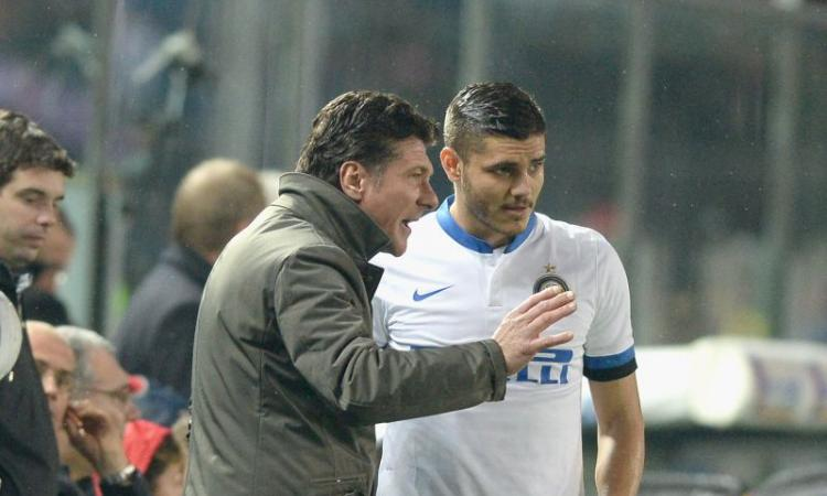 Mazzarri: 'Kovacic e Icardi me li sono trovati all'Inter. Thohir? Lo vorrei qui'