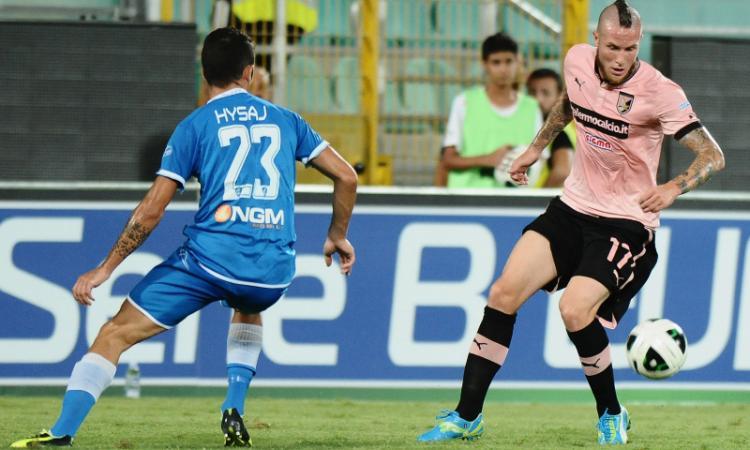 Palermo-Empoli 0-0: il tabellino