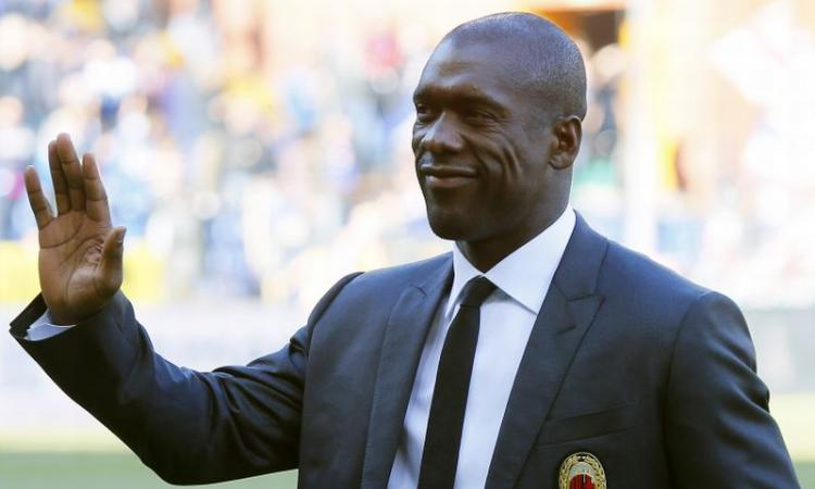 Seedorf: 'Milan in silenzio, grazie tifosi'