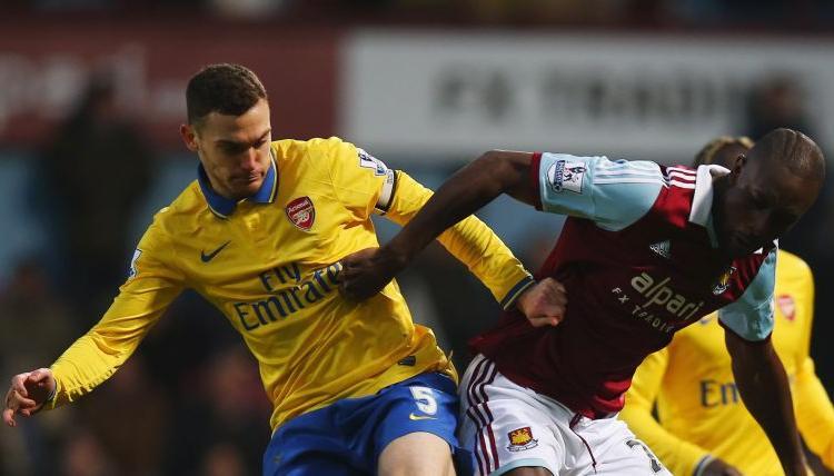 Arsenal, un difensore annuncia l'addio