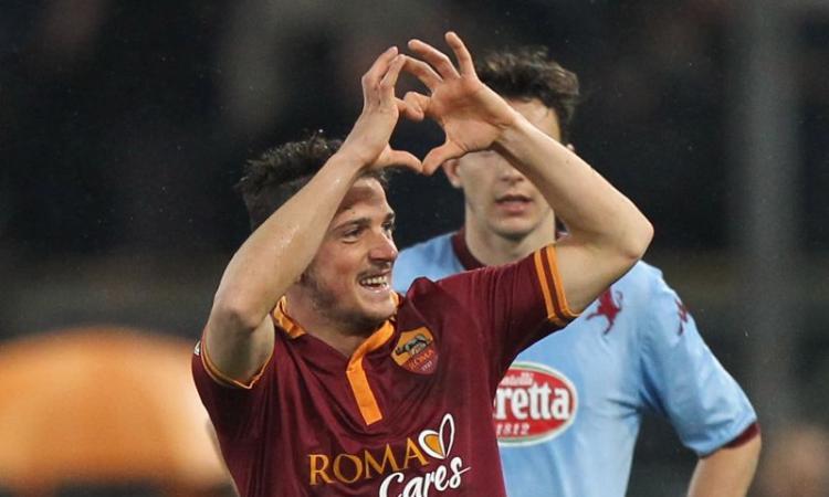Roma: Montella chiama Florenzi alla Fiorentina