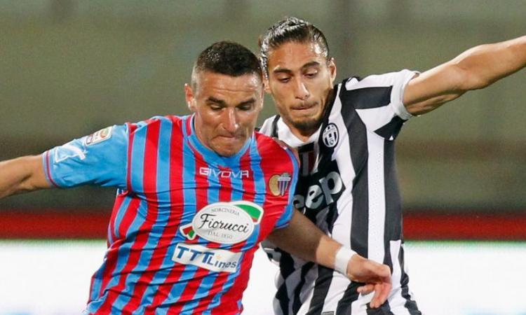 Il Palermo saccheggia il Catania