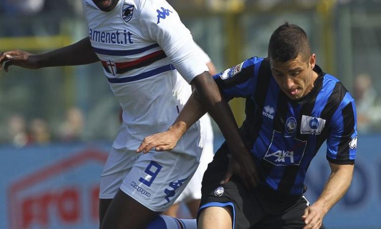 CM STADIO: Atalanta-Sampdoria 1-2