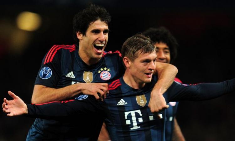 Juve su Kroos, scaricato dal Bayern