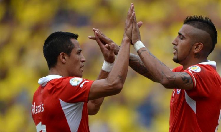 Juve, la fidanzata di Sanchez lo spinge da Vidal